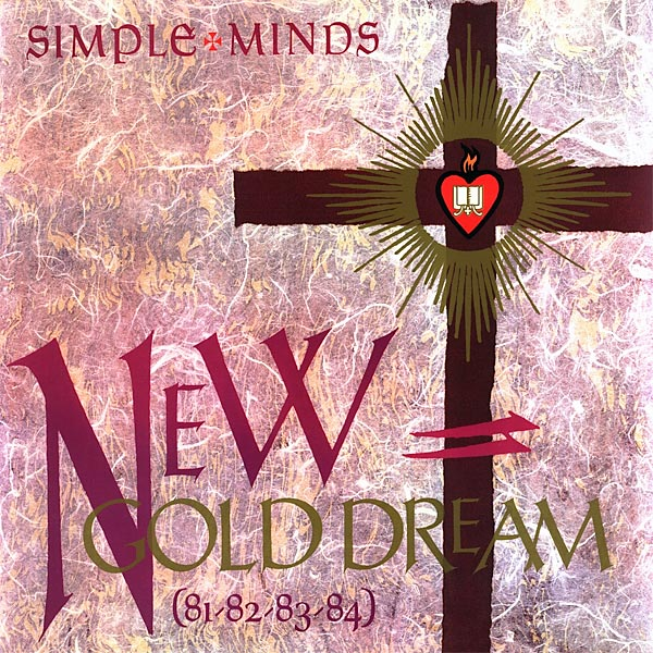 New gold dream Simple MInds