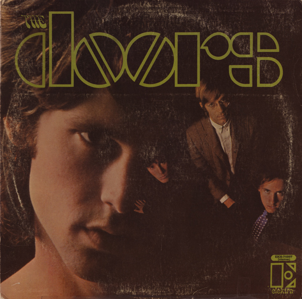 The Doors front cover