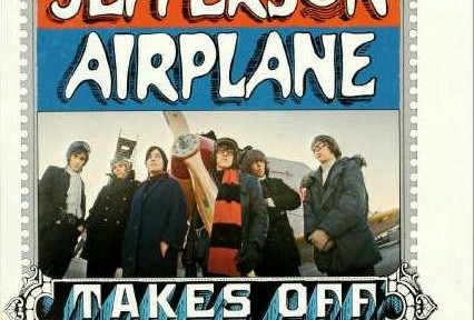 Jefferson Airplane Takes off front cover