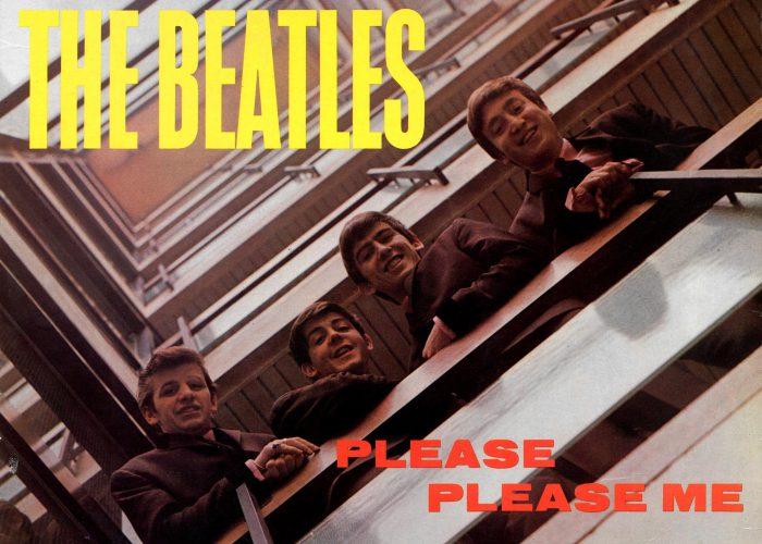 Beatles please please me cover