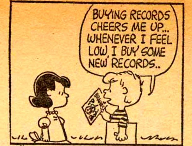 charlie brown records