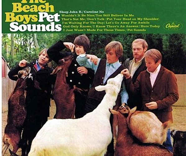 Pet sounds beach boys