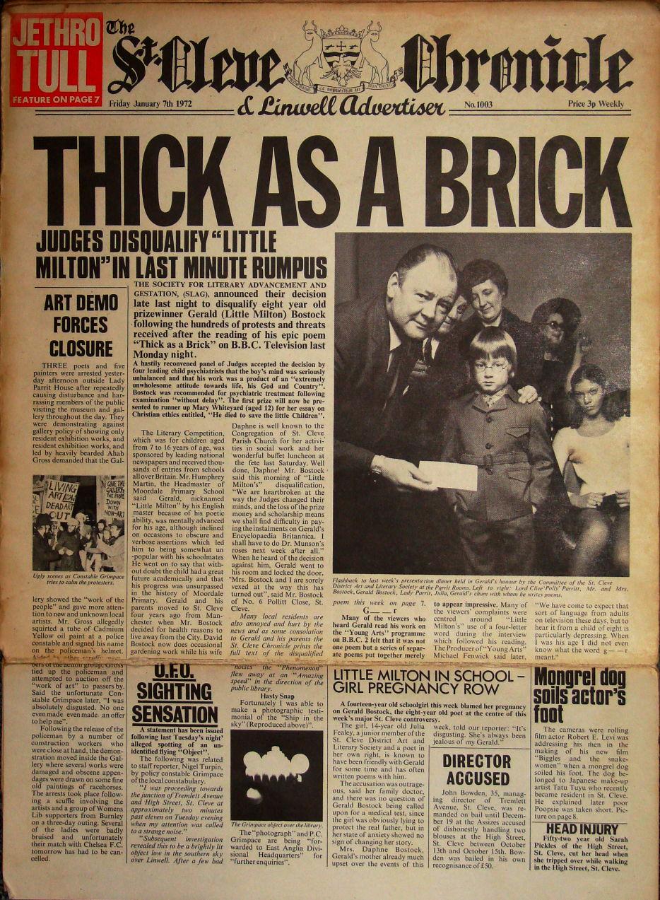Jethro Tull Archivi My Best Reviews
