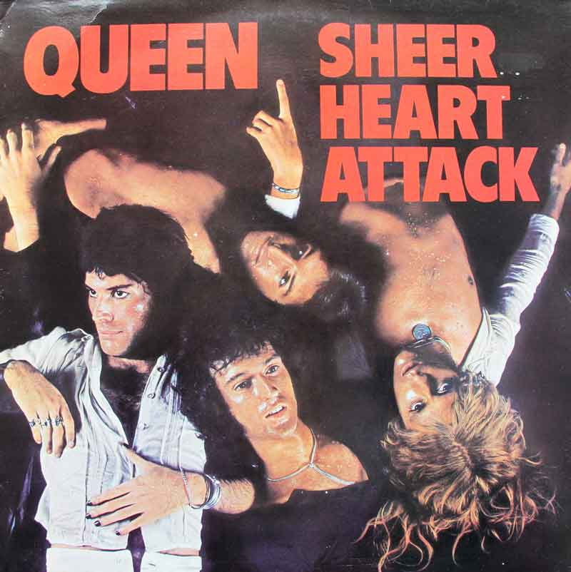 Sheer Heart Attack Queen My Best Reviews