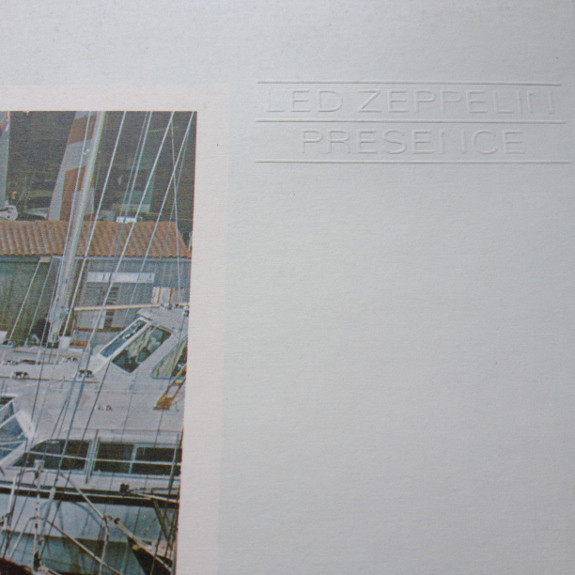 Presence Led Zeppelin My Best Reviews